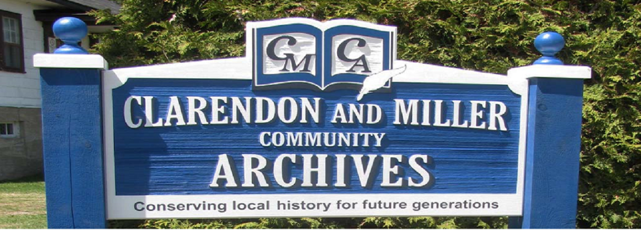 Clarendon Miller Community Archives