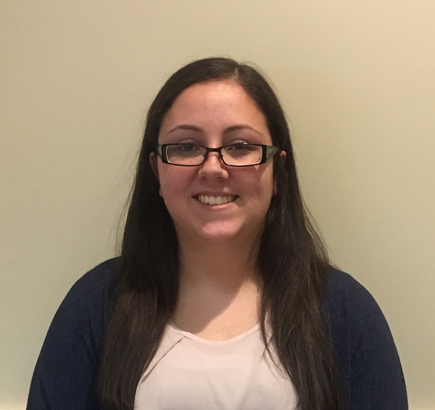 Katelyn Ronfeld, Public Works Administrative Assistant