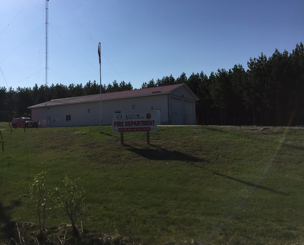 Snow Road Fire Station