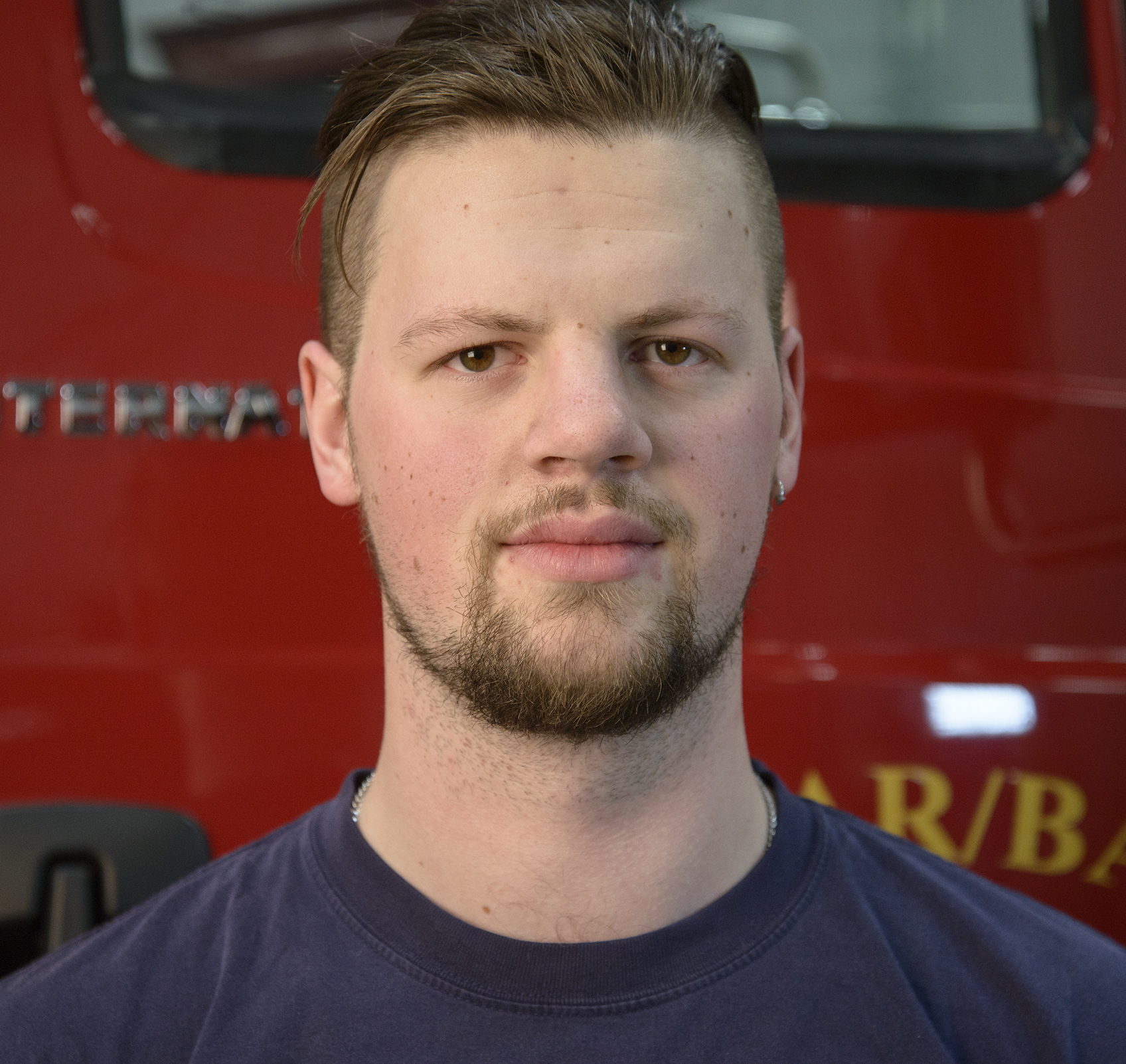 Nick Smart, Firefighter