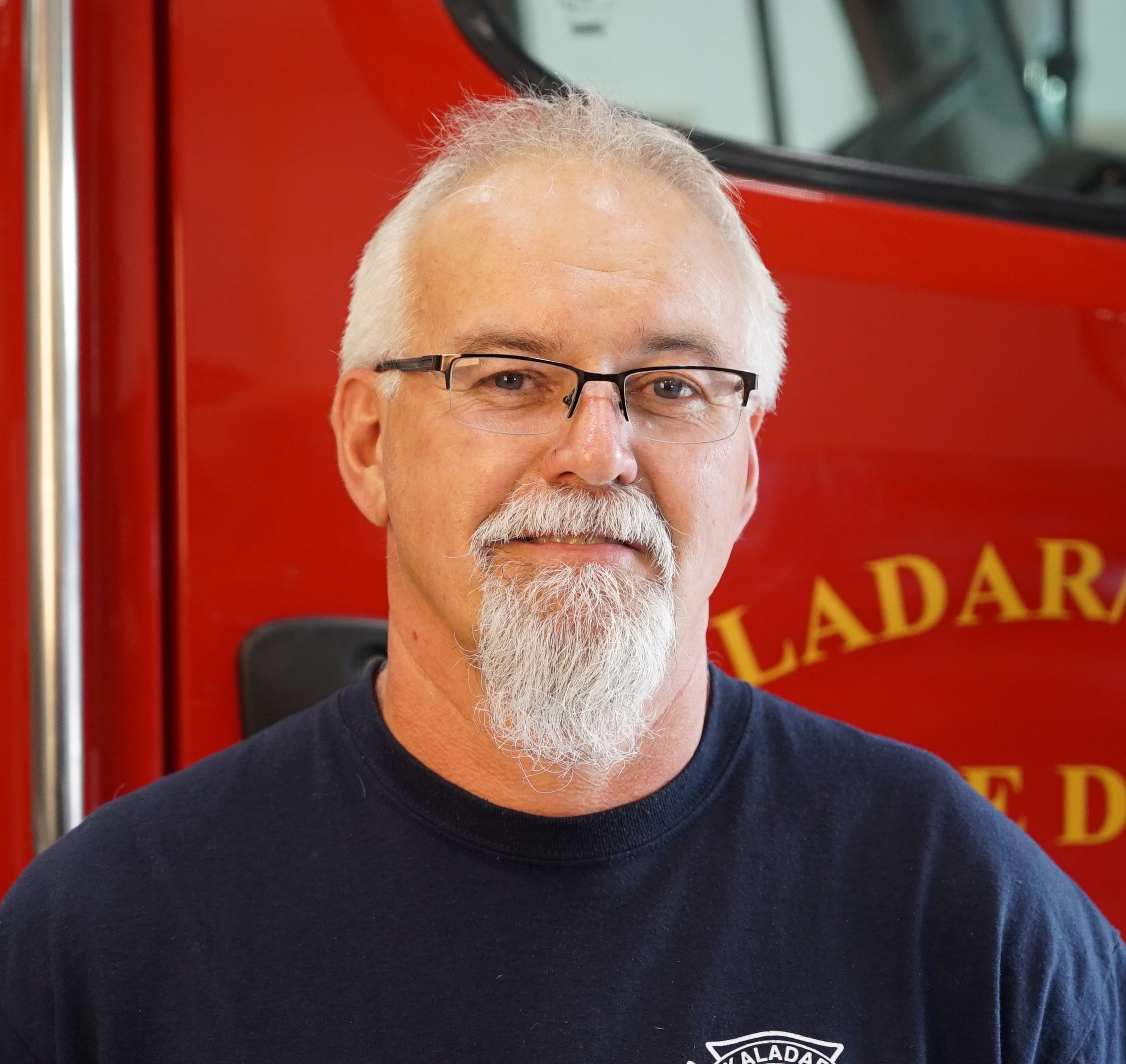 Terry Tryon, Firefighter